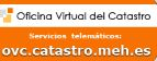 Acceso web Catastro